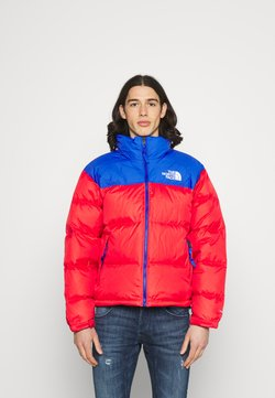 The North Face - 1996 RETRO NUPTSE JACKET UNISEX - Untuvatakki - horizon red/blue