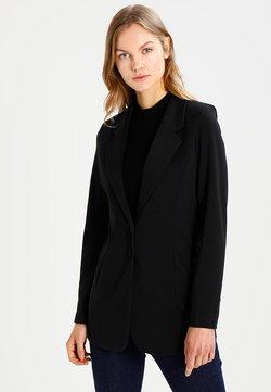 Freequent - Halflange jas - black