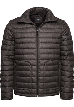 Superdry - Winterjacke - charcoal herringbone