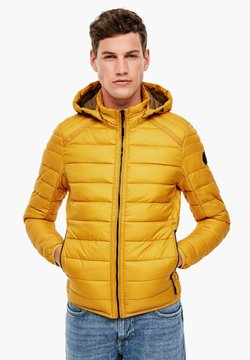 s.Oliver - MIT  THINSULATE™ WATTIERUNG - Winterjacke - yellow