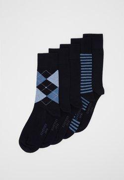 Schiesser - 5 PACK - Socken - nachtblau