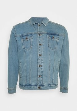 Denim Project - PLUS KASH JACKET - Veste en jean - light blue