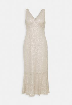 Lauren Ralph Lauren - TULIP DRESS - Ballkleid - sparkling champagner
