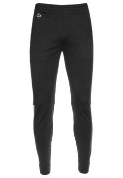Lacoste - Jogginghose - black/white