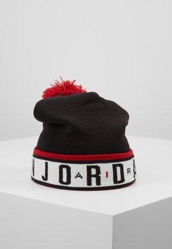 Jordan - JORDAN BEANIE CFD POM TAPING - Mütze - black