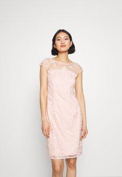 Esprit Collection - DEGRADÉ FLORAL - Cocktail dress / Party dress - pastel pink