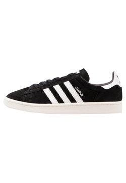adidas Originals - CAMPUS - Sneakers - core black/footwear white/chalk white