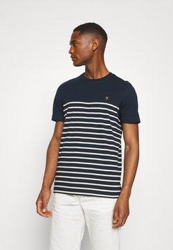 Farah - FLORIDA TEE - T-Shirt print - true navy