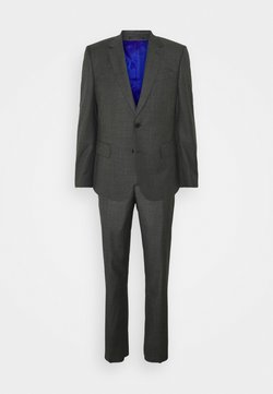 Paul Smith - TAILORED FIT BUTTON SUIT - Costume - dark grey