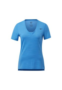 Reebok - ACTIVCHILL ATHLETIC T-SHIRT - Funktionsshirt - blue
