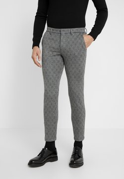 DRYKORN - SIGHT - Suit trousers - grey