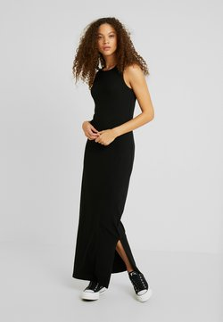 Even&Odd Petite - Vestido largo - black