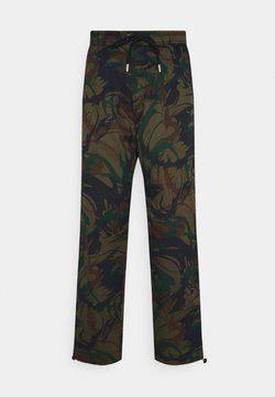 Diesel - P-TRIBE TROUSERS - Trousers - military green