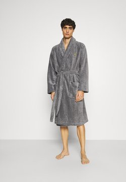 Lyle & Scott - LUCAS - Dressing gown - grey marl