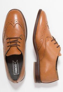 Friboo - Zapatos de vestir - light brown