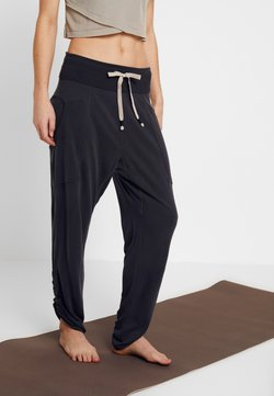 Free People - FP MOVEMENT READY TO GO PANT - Pantalones deportivos - black