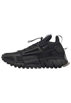 Reebok Classic - ZIG KINETICA EDGE SHOES - Sneaker low - black