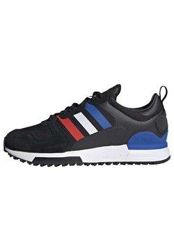 adidas Originals - ZX UNISEX - Sneaker low - core black/blue/red