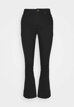 Ivy Copenhagen - JOHANNA KICK FLARE - Jeans a zampa - black