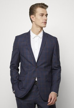 Ben Sherman Tailoring - OVERCHECK SUIT - Garnitur - navy