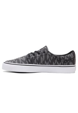 DC Shoes - TRASE SE - Sneakers laag - black/armor/black