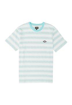 Billabong - COMBERS  - T-Shirt print - snow