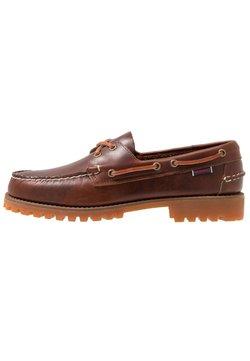 Sebago - PORTLAND LUG WAXY - Bootschoenen - brown