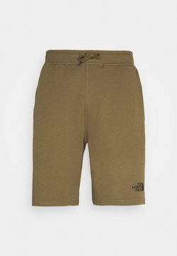 The North Face - MENS GRAPHIC SHORT  - Pantalón corto de deporte - military olive