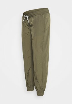 Pieces Maternity - PCMGOIA TRACK PANT - Jogginghose - sea turtle