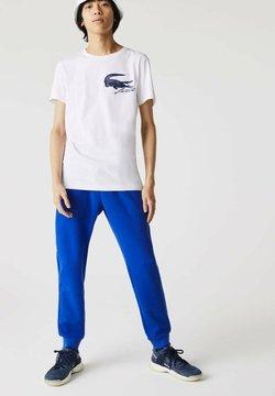 Lacoste Sport - Jogginghose - blau