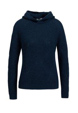 WE Fashion - Kapuzenpullover - navy blue