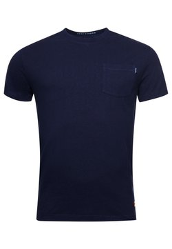 Superdry - T-shirt basic - nautical navy