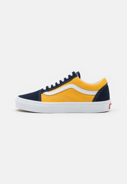 Vans - OLD SKOOL UNISEX - Sneaker low - dress blues/saffron