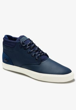 Lacoste - ESPARRE CHUKKA - Sneaker high - nvy/off wht