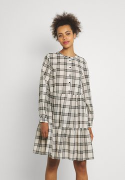 b.young - FINE DRESS  - Blusenkleid - birch