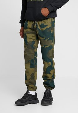 adidas Originals - CAMO TREFOIL GRAPHIC SPORT PANTS - Jogginghose - multicolor