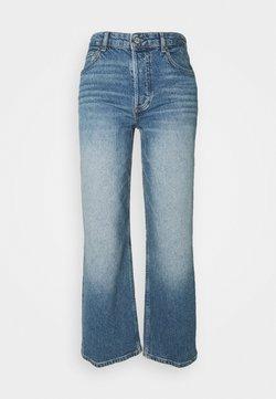 Boyish - MIKEY WIDE LEG - Jeansy Dzwony - mirror