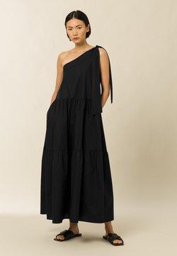IVY & OAK - Vestido largo - black