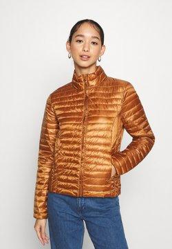 JDY - NEW MADDY - Winterjacke - leather brown