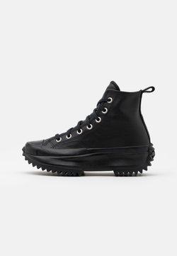 Converse - RUN STAR HIKE UNISEX - Sneakers alte - black