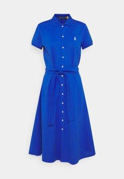 Polo Ralph Lauren - STRETCH - Freizeitkleid - new iris blue