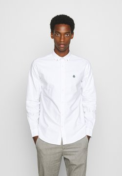 Springfield - SOLID OXFORD - Camisa - white