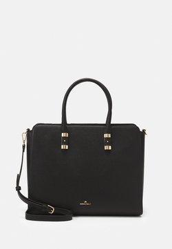 Anna Field - Notebooktasche - black