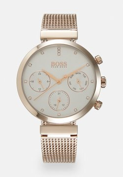 BOSS - FLAWLESS - Montre - roségold-coloured