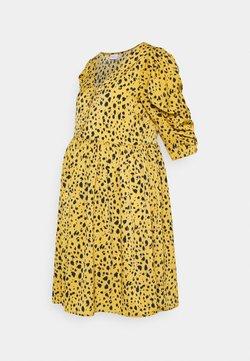 MAMALICIOUS - MLELLIE LIA DRESS  - Jerseykleid - honey