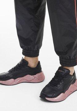 Puma - PUMA RS-X GLITZ WOMEN'S TRAINERS FRAUEN - Trainers - black