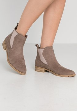 Marco Tozzi - Ankle boots - taupe
