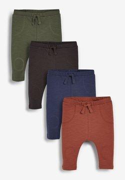 Next - 4 PACK - Pantalones deportivos - multi coloured
