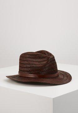 Brixton - MESSER FEDORA - Hatt - brown