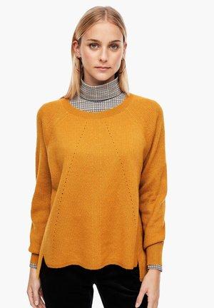 Gele Wollen truien Maat XS online kopen   ZALANDO